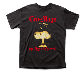 CRO-MAGS: 'Age of Quarrel' T-shirt