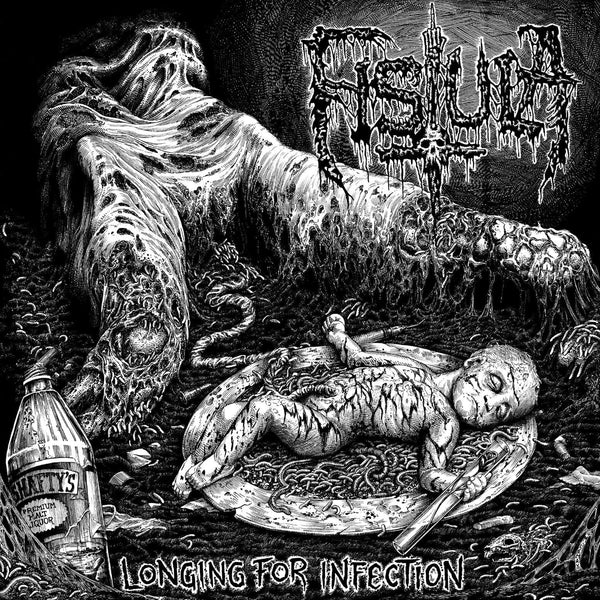 FISTULA: Longing For Infection LP + ETCHED 7
