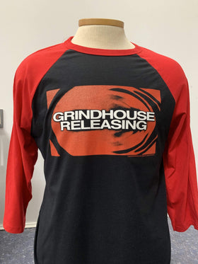 GRINDHOUSE RELEASING 3/4 Sleeve Shirt