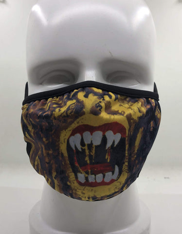 cloth masks accessories I DRINK YOUR BLOOD: Cloth Mask
