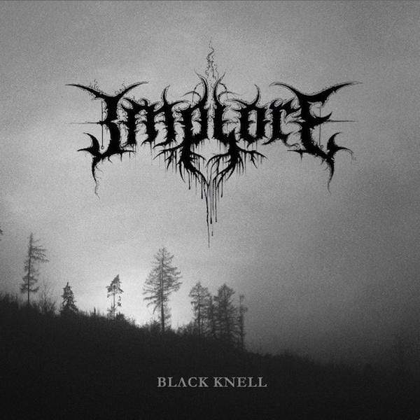 IMPLORE: Black Knell EP