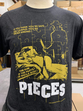 PIECES T-Shirt : Vintage 1982 Ad