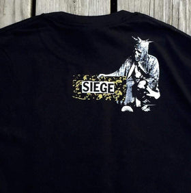 SIEGE: 'Lost Session' T-shirt (Size Small)