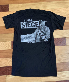 SIEGE: 'Final Siege' Tour T-shirt