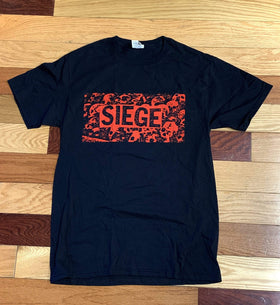 SIEGE: 'Sad But True' T-shirt (Size Small)