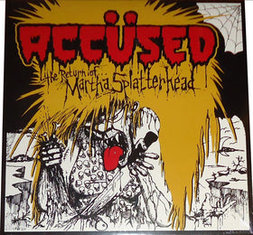ACCUSED: The Return of Martha Splatterhead LP