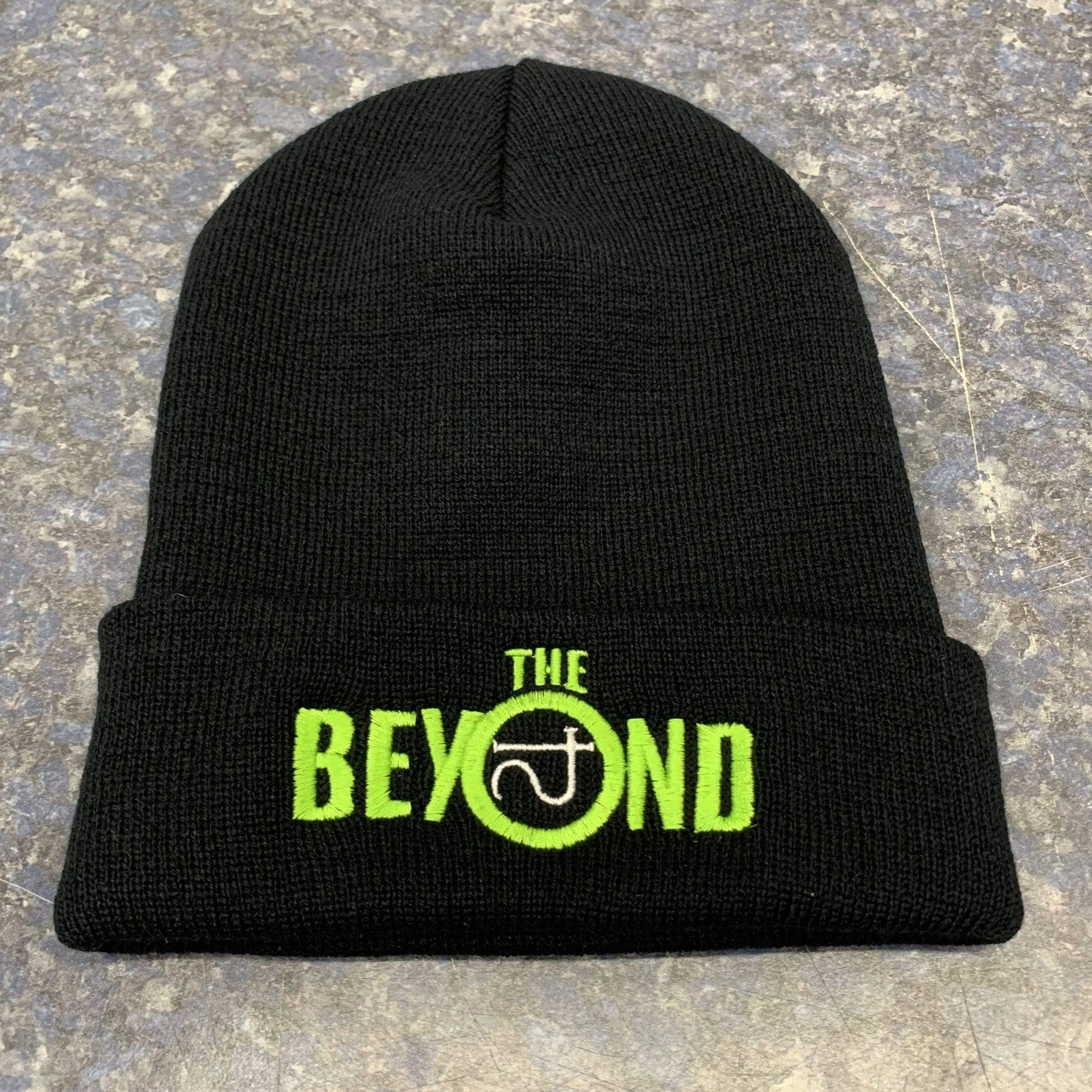 PATAC Clothing The Beyond - Eibon Logo Winter Beanie