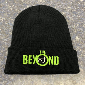 THE BEYOND  Eibon logo Winter Beanie
