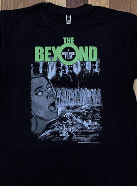 THE BEYOND T-Shirt : Grey One-Sheet