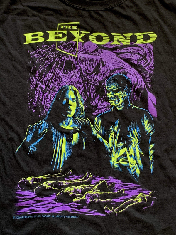 THE BEYOND T-Shirt : Visions of Doom