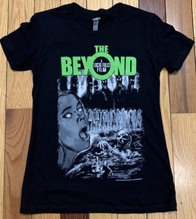 THE BEYOND Women's T-shirt : Grey One-Sheet
