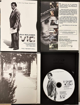 VIC (2006) DVD: short film by Sage Stallone