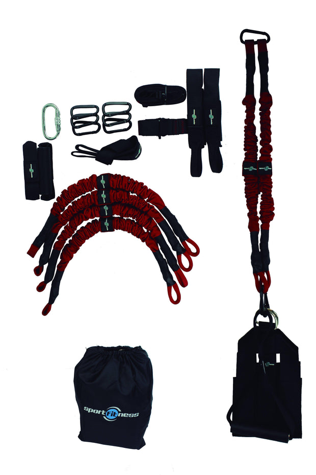 Kit de Entrenamiento Superior/Inferior - Sportfitness