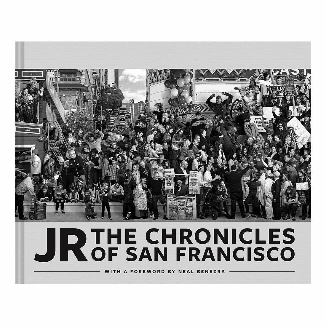 JR: The Chronicles of San Francisco
