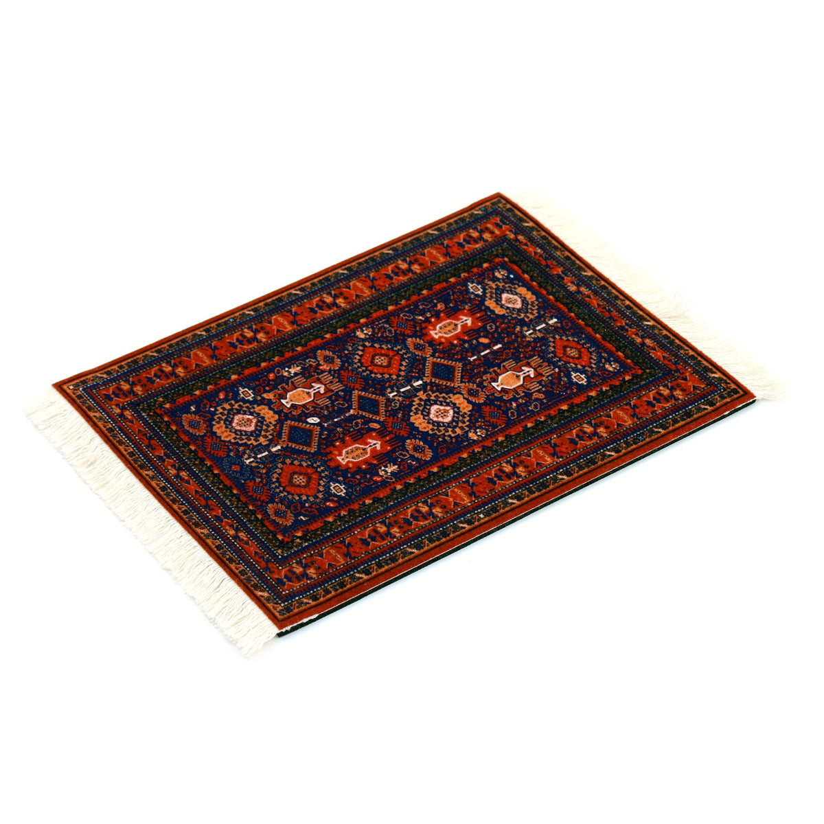 Early Turkmen Timuri Rug Mousepad