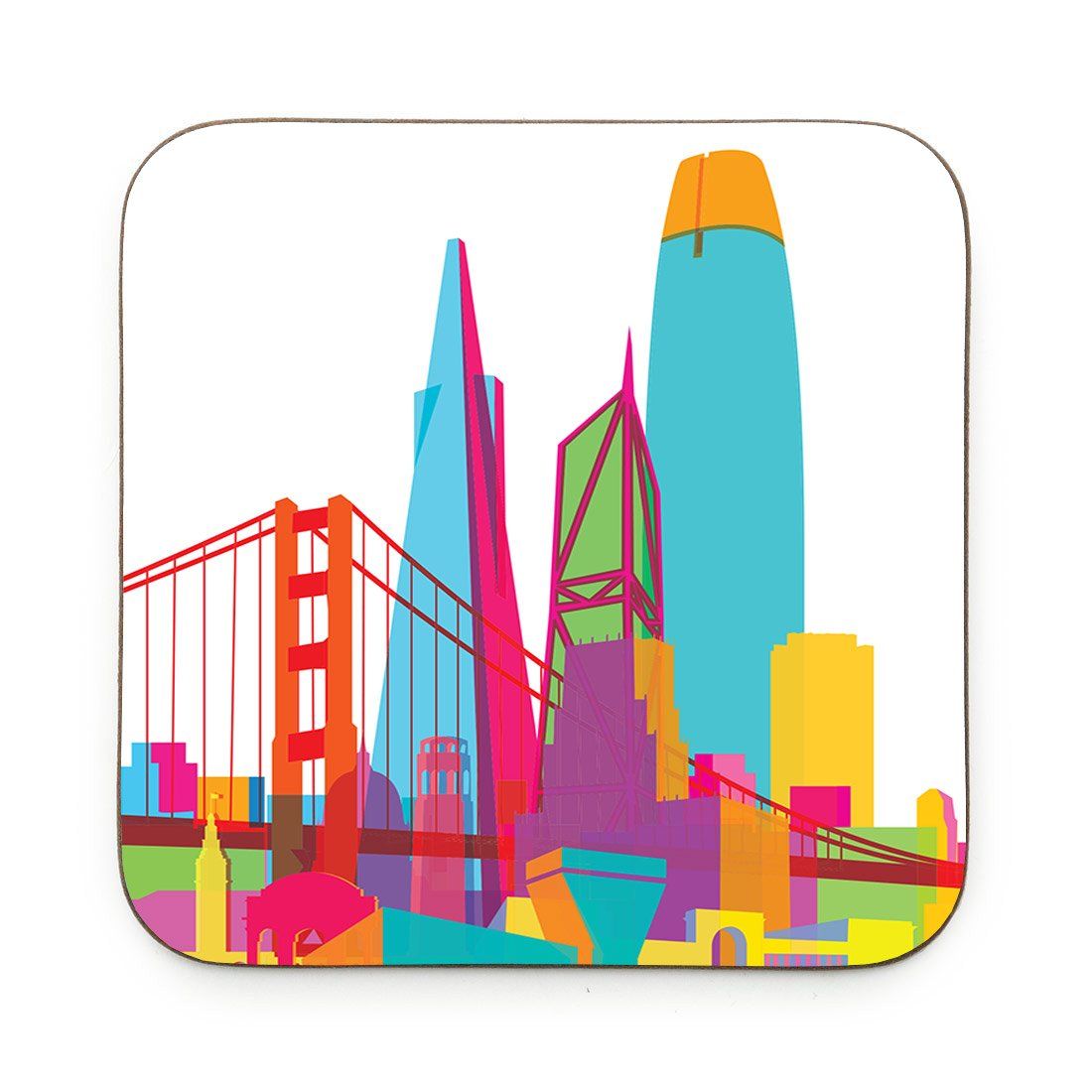 San Francisco Skyline Coaster