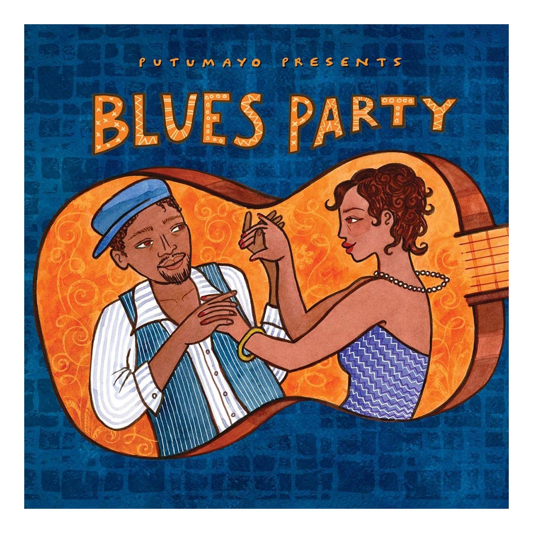 CD Blues Party