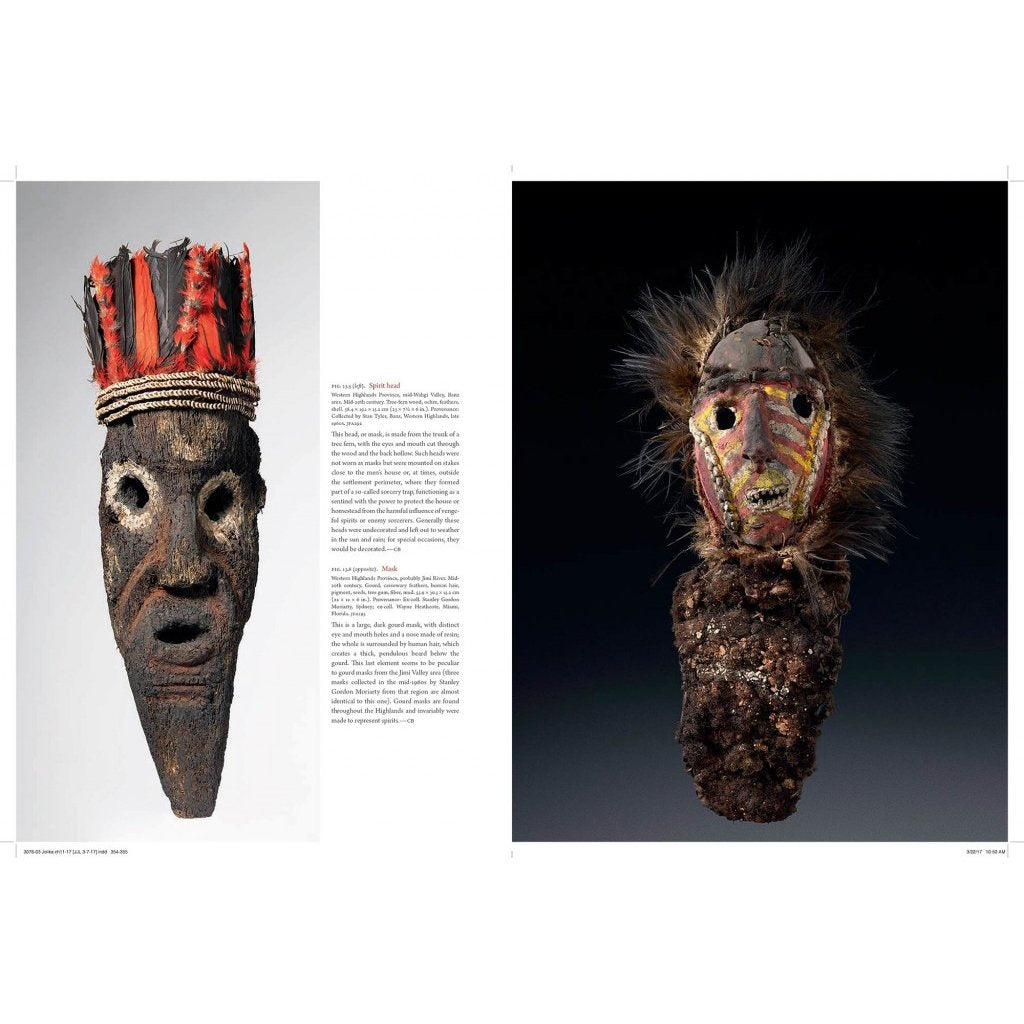 New Guinea Highlands: Art from the Jolika Collection