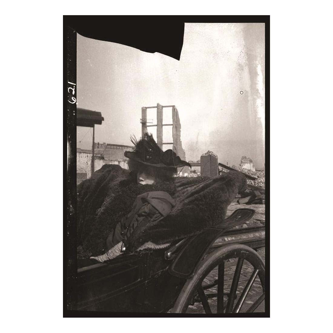 Among the Ruins: Arnold Genthe's Photographs of the 1906 San Francisco Earthquake and Firestorm