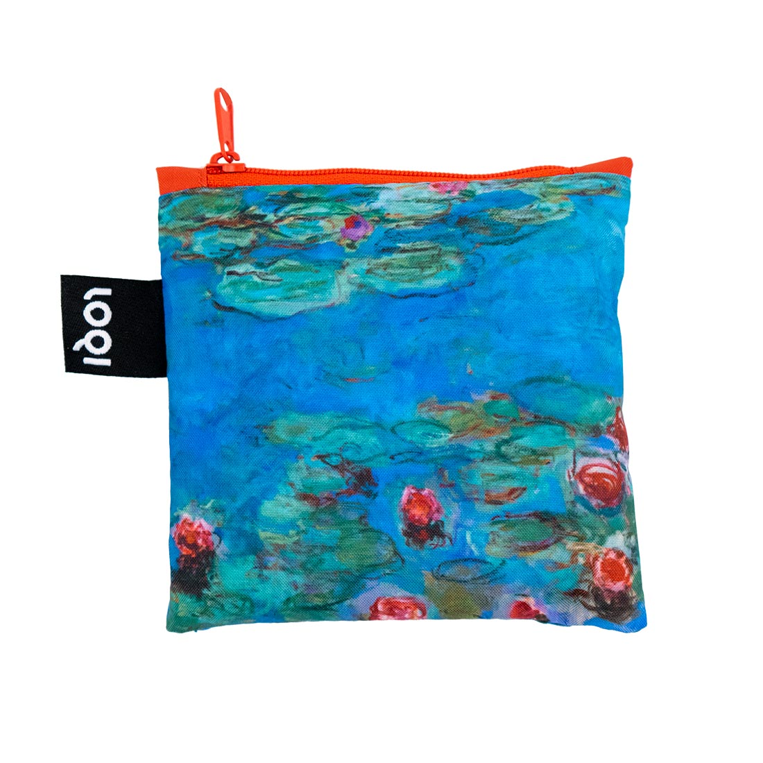 Monet Water Lilies Eco Tote