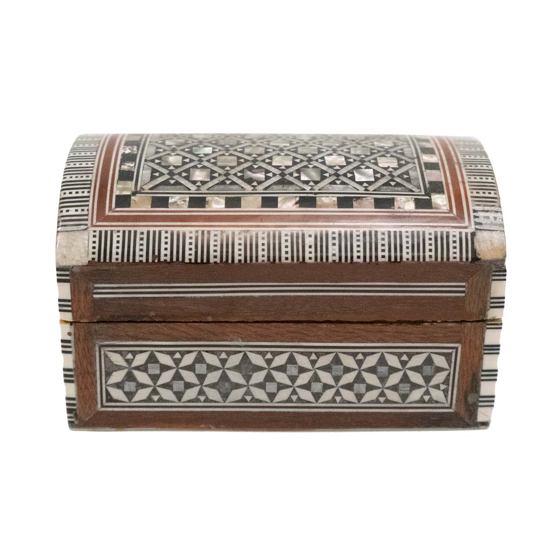 Egyptian Mother of Pearl Box