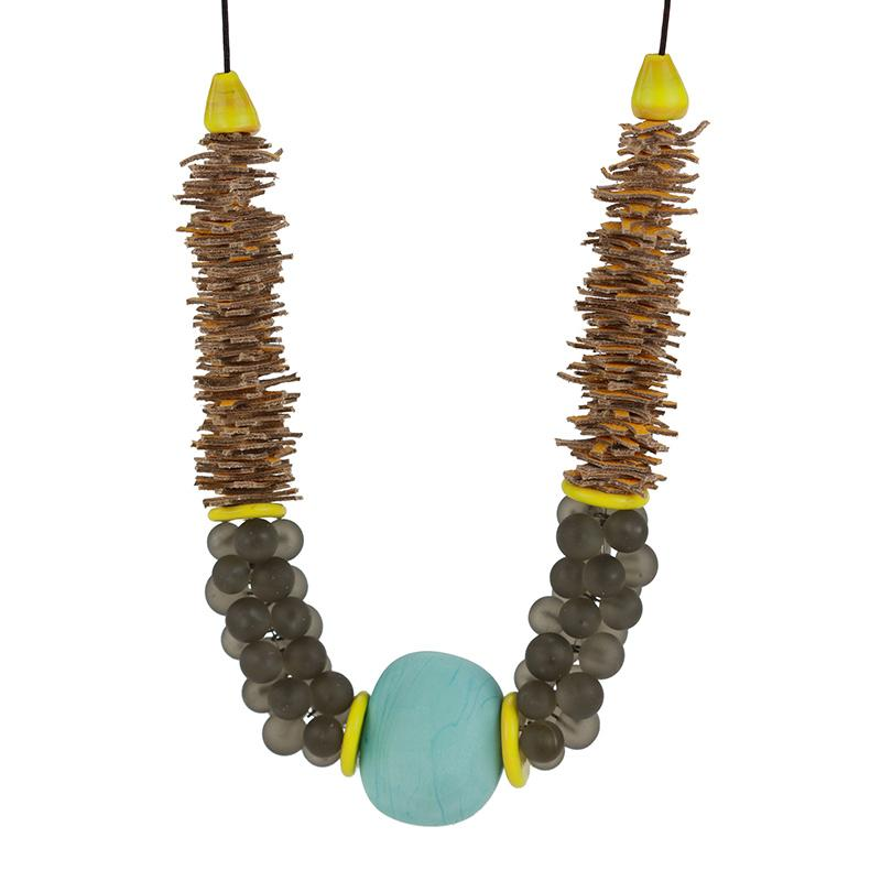 Textures Necklace