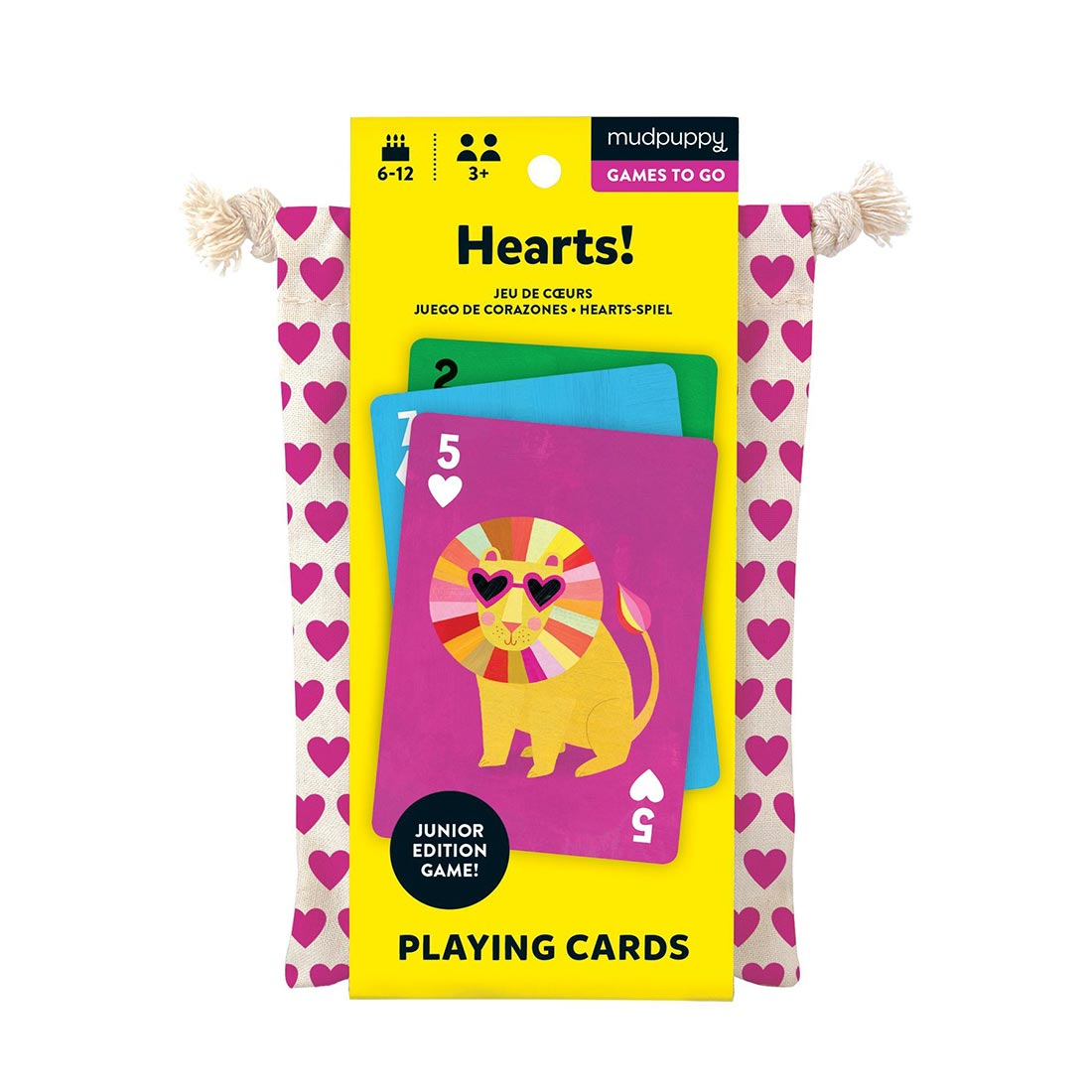Hearts! Playing Cards