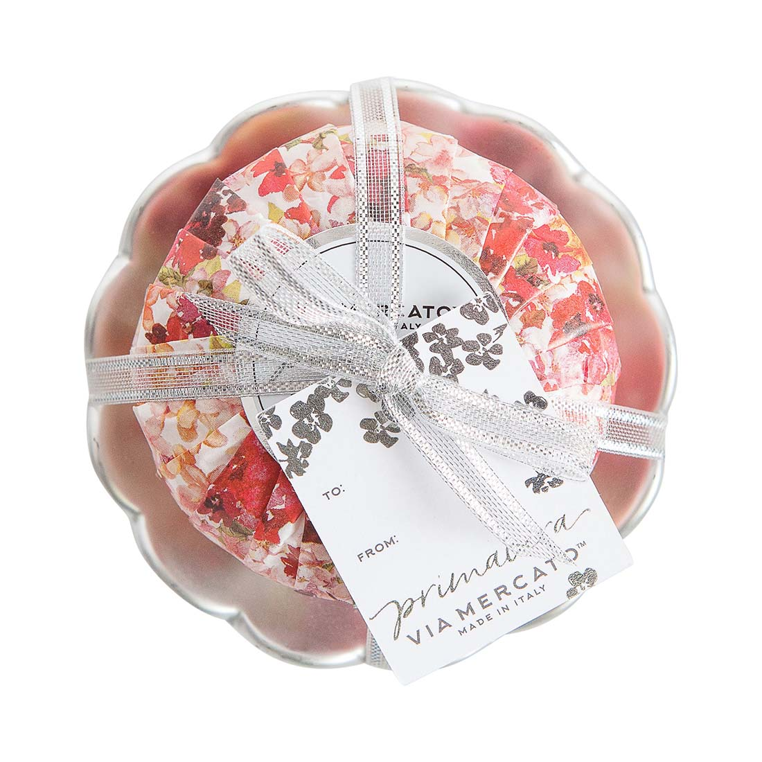Red Currant Blossom Soap & Dish Set