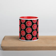 Load image into Gallery viewer, DOSED Amanita - Mug with Color Inside