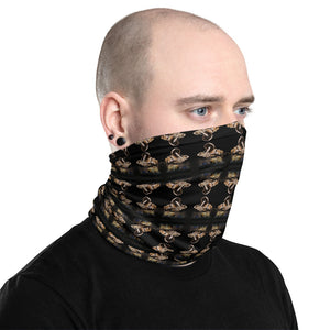 DOSED Magic Mushroom - Neck Gaiter - Perfect for Festivals