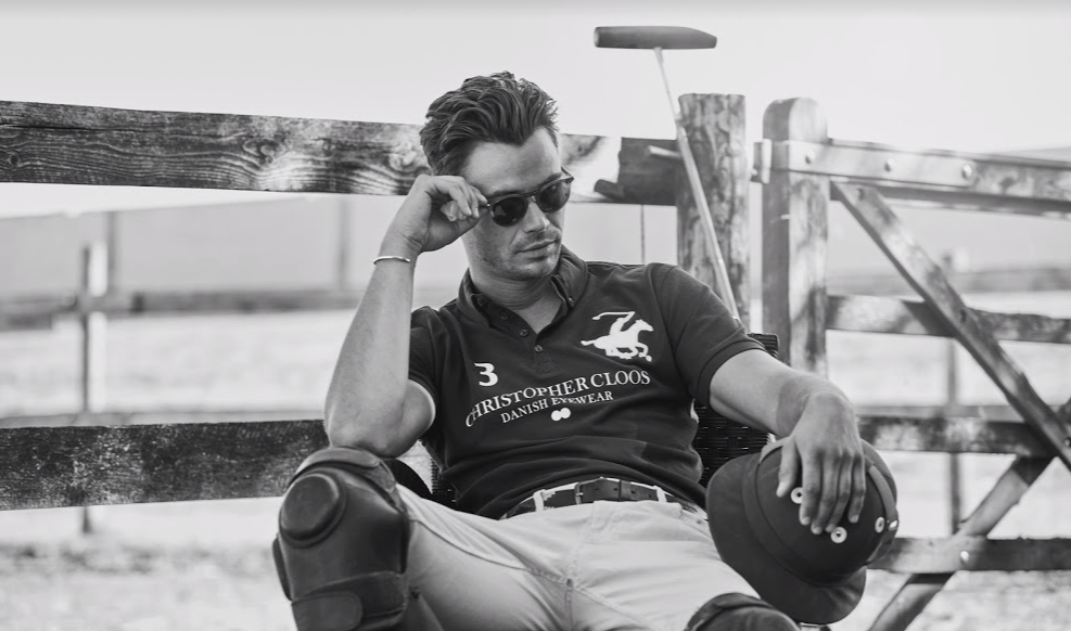 Christopher Cloos x Copenhagen Polo Club