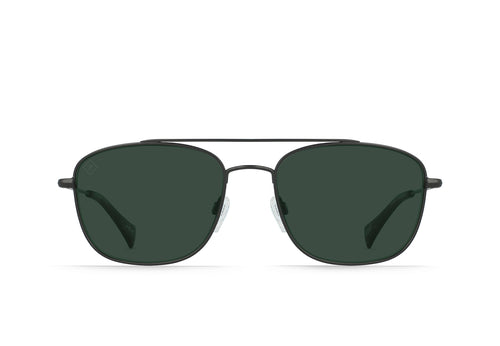 Satin Black / Matte Brindle / Green Polarized