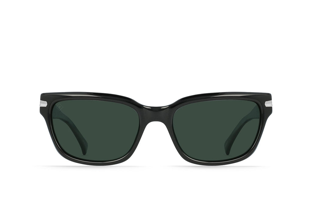 Black / Green Polarized