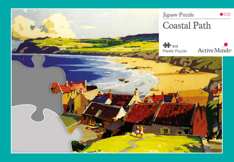 Coastal Path - Active Minds Puzzle