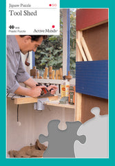 Tool Shed - Active Minds Puzzle