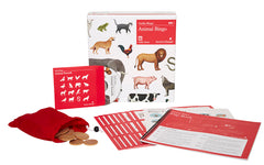 Active Minds - Jeu - Bingo animalier