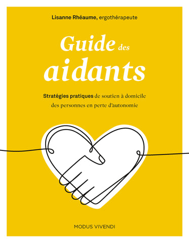 Guide des aidants - Lisanne Rhéaume (French only)