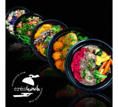 Crealunch - Frozen Dinners and Meals