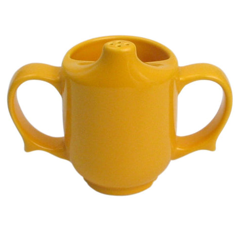 Two Handled Pierced Spout Mug - Dignity by Wade