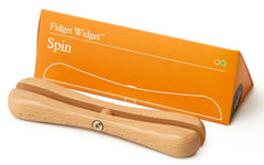 Spin Fidget Widget Wood - Active Minds Games