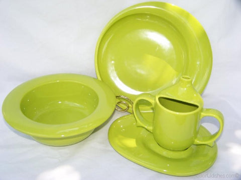 4-piece Adaptive Tableware Set - Dignity by Wade
