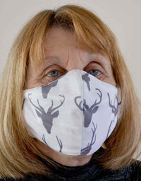 Eco-friendly fabric face mask