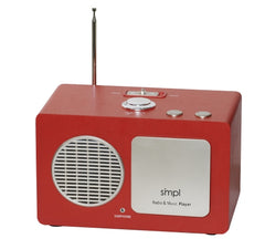 Adapted Radio and Music Player by SMPL