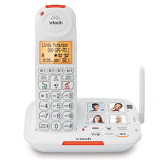 VTech Amplified Cordless Phone with Answering System