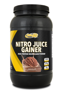 Nitro Juice Gainer - Chocolate