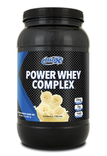 Load image into Gallery viewer, Power Whey Complex - Banana Cream
