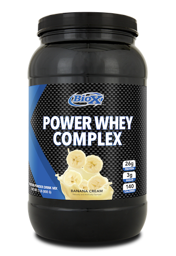 Power Whey Complex - Banana