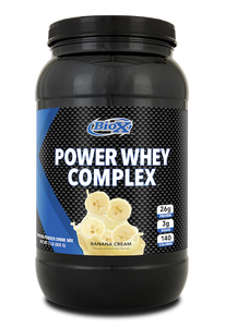 Power Whey Complex - Banana Cream