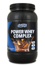 Load image into Gallery viewer, Power Whey Complex - Chocolate Peanut Swirl