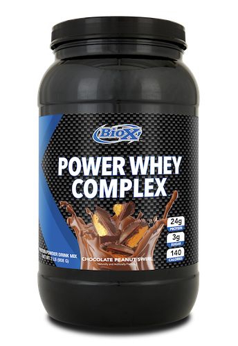 Power Whey Complex - Chocolate Peanut Swirl